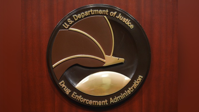 $150M Worth of Opioids Seized in NJ; Two Arrested: DEA