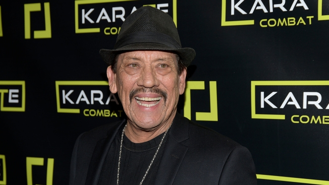 Actor Danny Trejo Helps Save Baby Trapped in Car in LA - NBC Connecticut