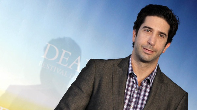 David Schwimmer Confronts Sex Harassment in New Campaign