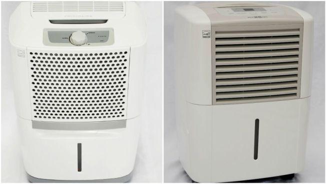Walmart Frigidaire 50-Pint Dehumidifier recall issued for several dehumidifier brands across us - nbc