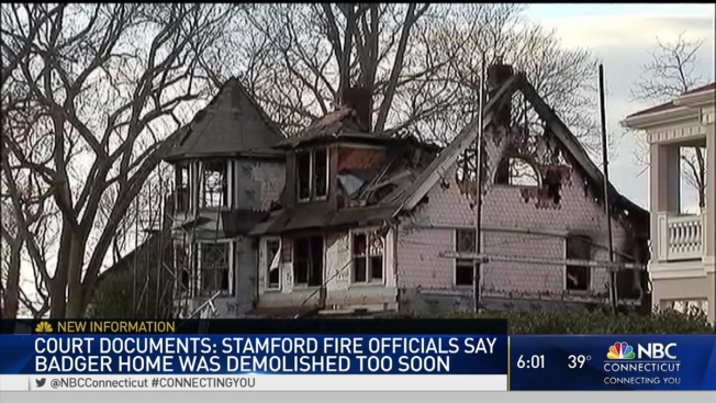 Christmas In Connecticut House.Documents Call Into Question House Demolition After Stamford
