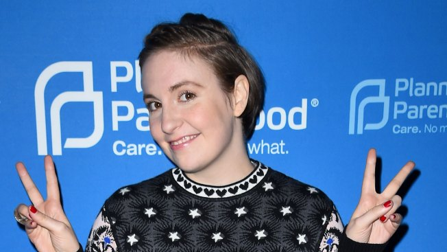 Lena Dunham Undergoing Surgery After Ovarian Cyst Rupture