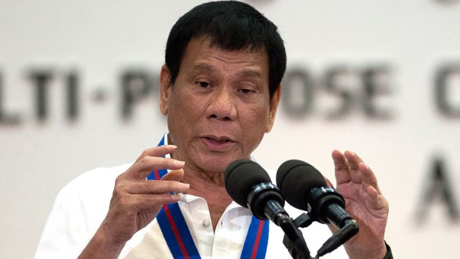 Duterte Threatens to Pull Philippines From UN, Takes Shots at US