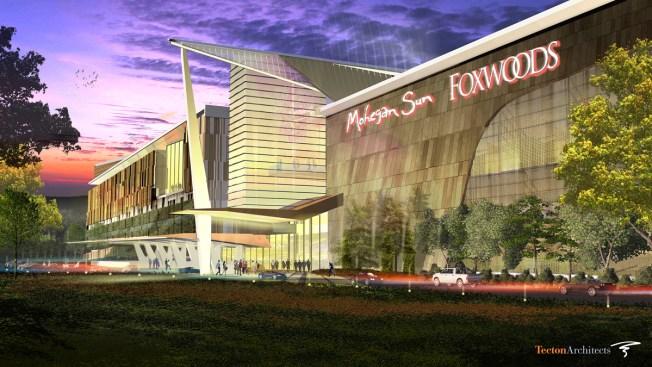 Connecticut lawmakers advance 2 casino expansion bills