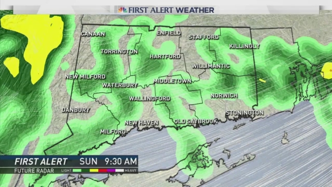 Tracking Showers For Part Of The Labor Day Weekend Nbc Connecticut