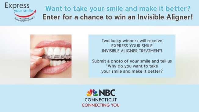 Express Your Smile Clear Aligners Contest