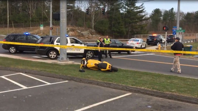 Police ID Motorcyclist Killed in Manchester Crash
