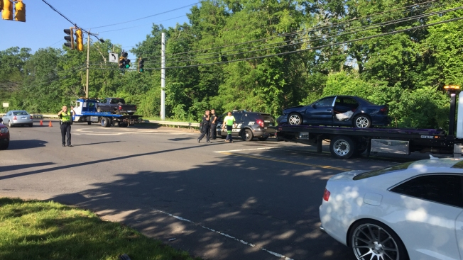 Serious Crash Reported on Fenn Road in Newington - NBC