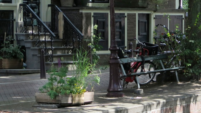 """Fault in Our Stars"" Bench in Amsterdam Missing"