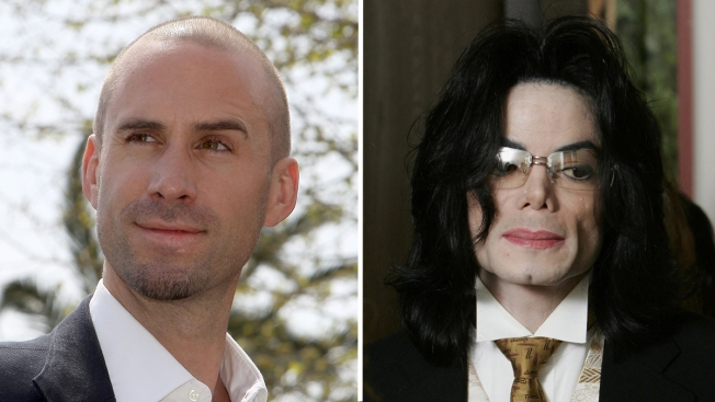 Joseph Fiennes to Play Michael Jackson in TV Event