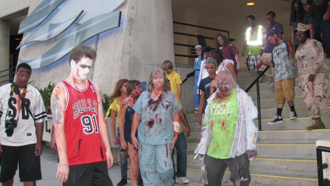 Dress Like a Zombie and Head to Putnam