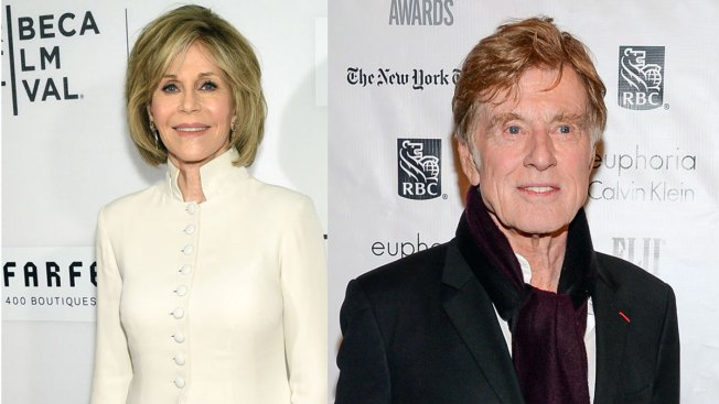 Jane Fonda and Robert Redford Team Up on Netflix