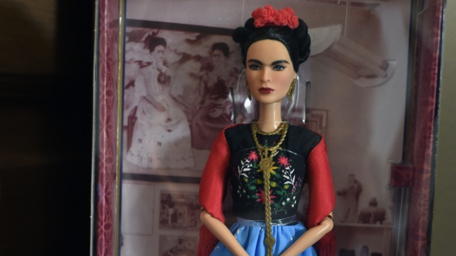 Mexican Relatives Win Injunction Against Frida Kahlo Barbie
