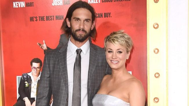 Kaley Cuoco and Husband Ryan Sweeting Divorcing