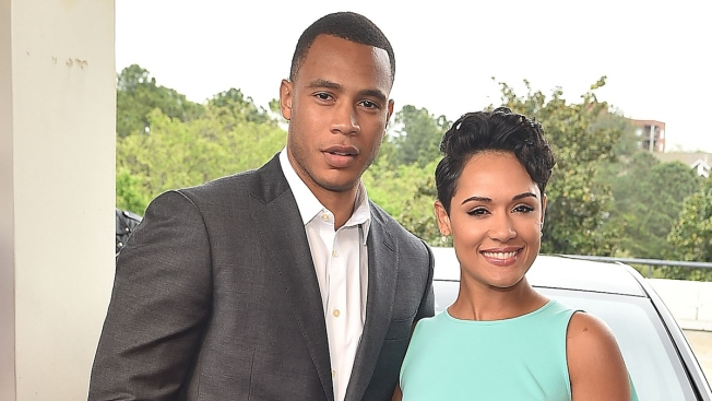 'Empire' Stars Grace Gealey and Trai Byers Are Engaged