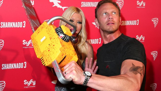 Most Ridiculous Moments in 'Sharknado 3'