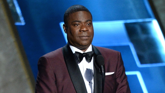 Tracy Morgan Makes Surprise Emmy Awards Appearance: 'I Miss You Guys So Much'