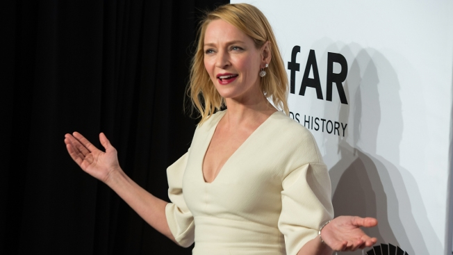 Uma Thurman Suffers Multiple Broken Bones After Falling From Horse