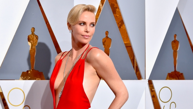 Charlize Theron: It's Hard Being a 'Gorgeous' Actress