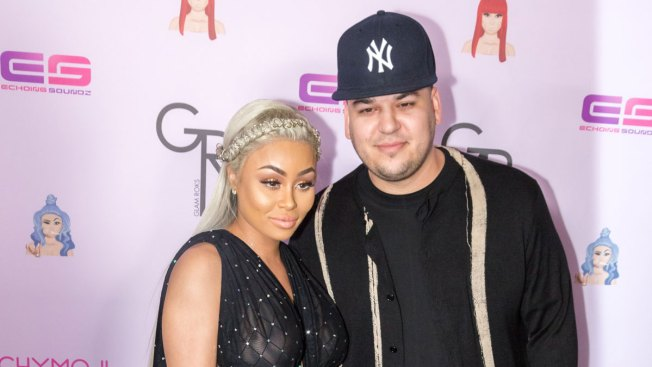 Rob Kardashian Says Blac Chyna Got Him Through 'Darkest Times'