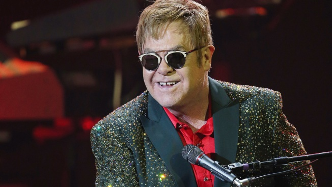 Harvard Honors Elton John For Efforts to Fight HIV and AIDS