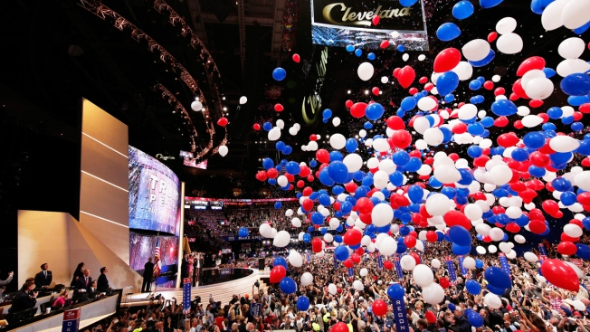 [NATL] Images: A Look Inside the 2016 Republican National Convention
