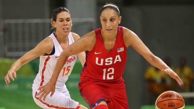 Diana Taurasi Marries Former Phoenix Mercury Teammate