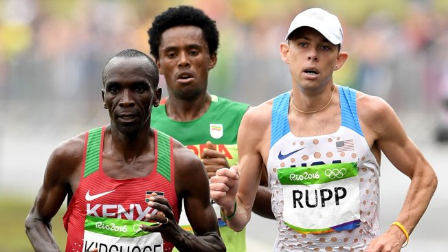 Kenya Wins Gold in Men's Marathon; US Takes Bronze