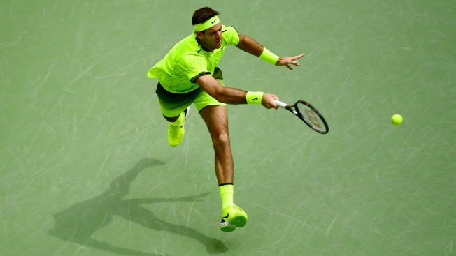 Del Potro Back in US Open Quarterfinals, Thiem Retires With Knee Injury