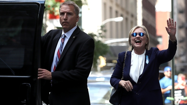 Clinton Spokesman Says She'll Rejoin Campaign Trail Thursday