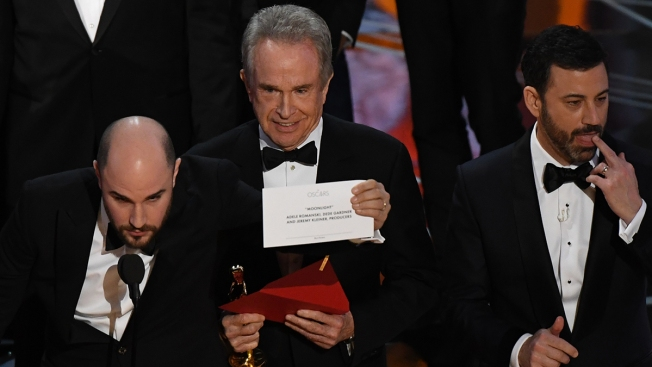 [NATL] Best Moments From the 2017 Academy Awards
