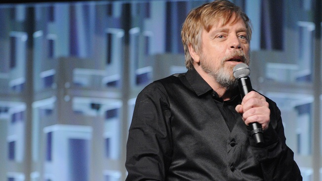 Mark Hamill Says He'd Like to Play George Lucas in a Movie