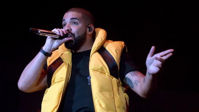 Drake Shares Son's Fingerprinted Art on Christmas