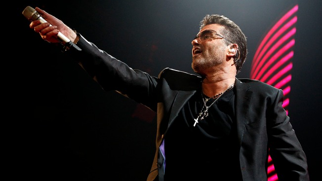 Family and Friends Say Goodbye to George Michael