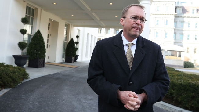 Mulvaney Tells Congress He Would Vote Against His Own Budget