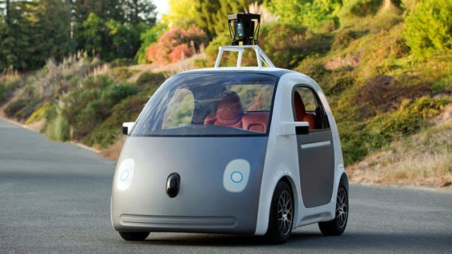 Google Building Car With No Steering Wheel
