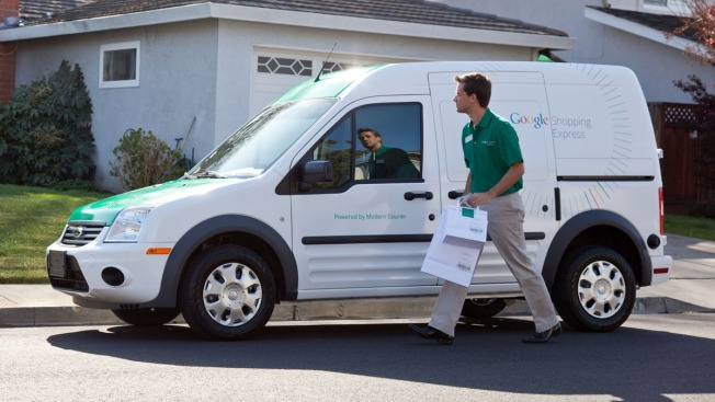 Google, Barnes & Noble Take on Amazon's Same-Day Delivery