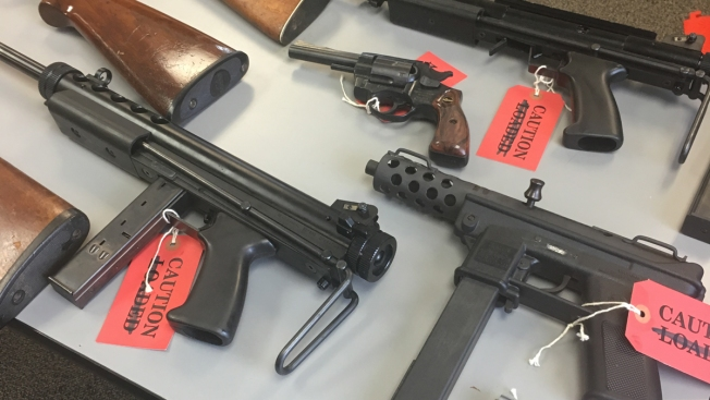 Massachusetts Police Departments Hold Gun Buyback Program