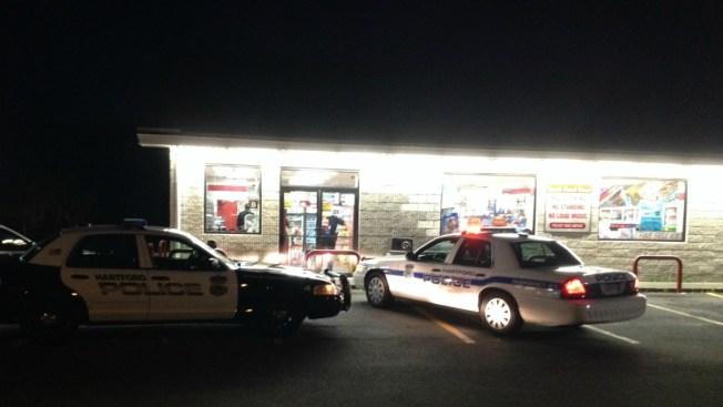 Hartford Sam's Food Store Robbed at Gunpoint