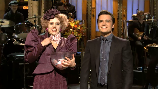 "WATCH: ""Saturday Night Live"" Spoofs ""Hunger Games"""