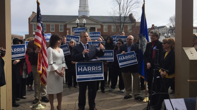 Jonathan Harris Announces Run for Governor