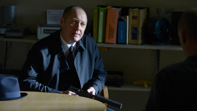 Red Down, Not Out, as 'The Blacklist' Returns for Season 5
