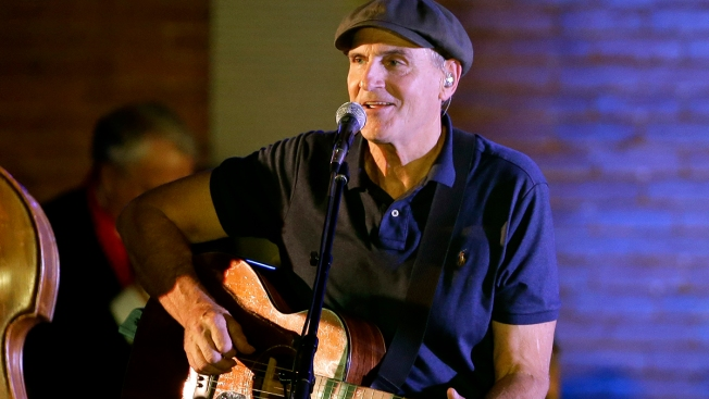 James Taylor to Fans: 'Improve Attitude With Gratitude'