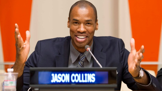 Jason Collins Works Out With Brooklyn Nets, Would Become NBA's 1st Openly Gay Active Player