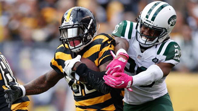 Jets Can't Keep up With Steelers in 31-13 Loss