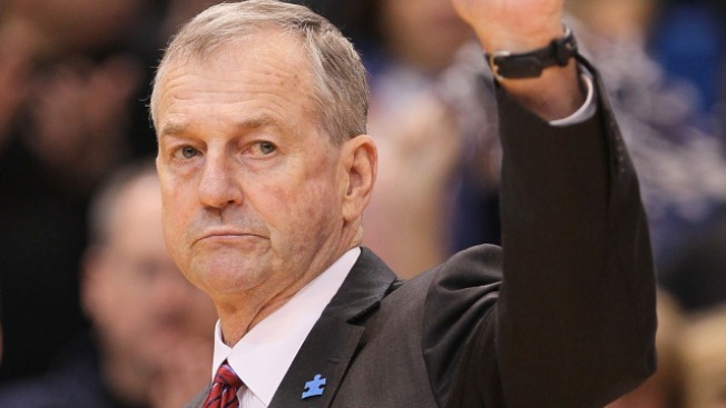 Jim Calhoun Returning to Coaching At Division-III School in CT