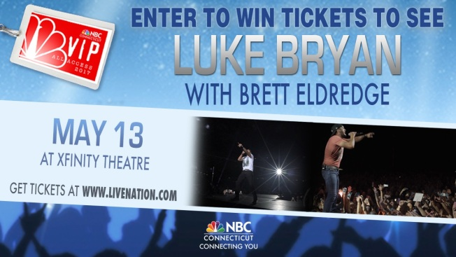 Luke Bryan VIP Concert Ticket Giveaway