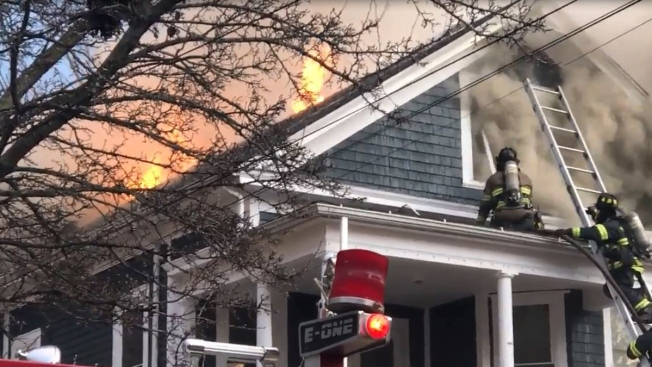 Donations Needed After Fire Destroys Multi-Family Home in Meriden