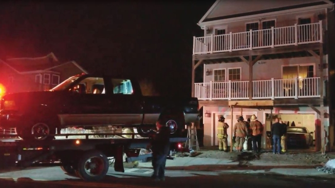 Driver Charged with DUI After Hitting House in Milford
