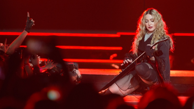 Madonna Pays Tribute to Paris Attack Victims with Surprise Public Concert